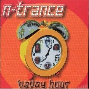 Happy Hour (N-Trance album) - Image: Happy Hour Album 2