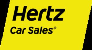 Hertz Car Sales - Image: Hertz Car Sales logo