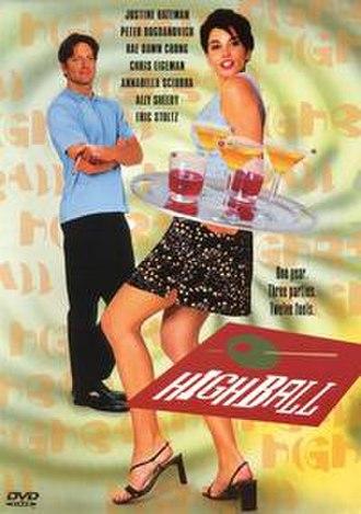 Highball (film) - Movie Poster