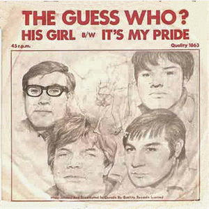 His Girl - Image: His Girl song