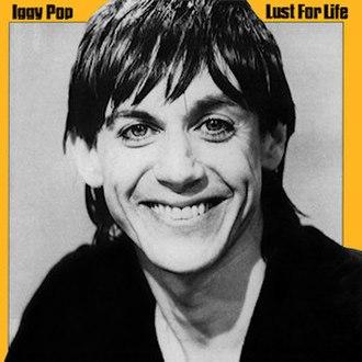 Lust for Life (Iggy Pop album) - Image: Iggy Pop Lust For Life