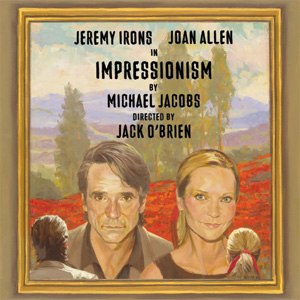 Impressionism (play) - The artwork for the 2009 production of Impressionism