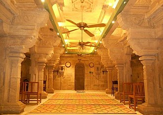 Kilakarai - Image: Interior of Odakarai palli