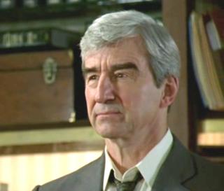 Jack McCoy Law & Order character