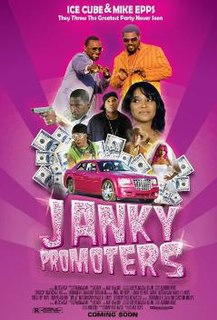 <i>Janky Promoters</i> 2009 film directed by Marcus Raboy