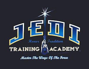 Jedi Training: Trials of the Temple - Image: Jedi Training Academy Logo
