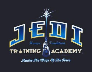 Jedi Training: Trials of the Temple attraction at Disney Parks based on the Jedi teachings found in the Star Wars series