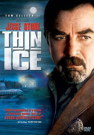 Jesse Stone: Thin Ice - DVD cover