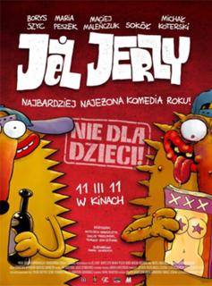 <i>George the Hedgehog</i> (film) 2011 Polish film