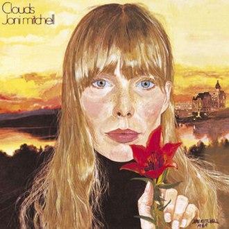 Clouds (Joni Mitchell album) - Image: Joni Clouds