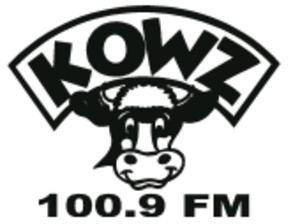 KOWZ-FM - KOWZ-FM Logo