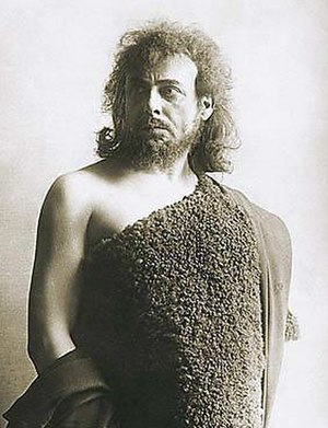 Salome (opera) - Karl Perron as Jochanaan in the Dresden performances, 1907