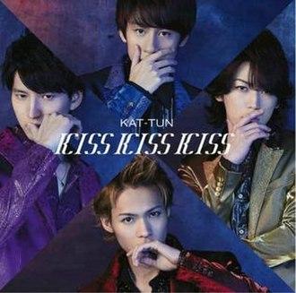 KAT-TUN — Kiss Kiss Kiss (studio acapella)