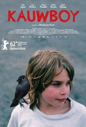 Kauwboy - Film poster