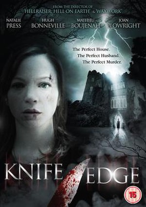 Knife Edge (film) - Image: Knife edge movie poster