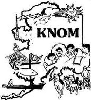 KNOM - Image: Knomlogo