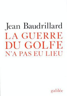book by Jean Baudrillard