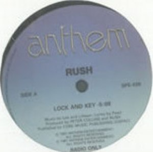 Lock and Key (Rush song) - Image: Lock and Key cover