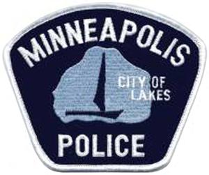 Minneapolis general strike of 1934 - Image: MN Minneapolis Police