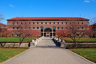 Purdue University College of Engineering - MSEE Building