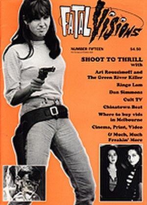 Fatal Visions - Image: Magazine Fatal Visions 15