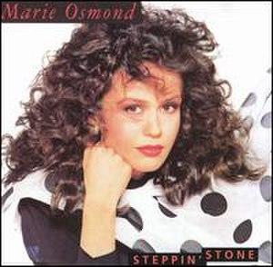 Steppin' Stone (album) - Image: Marie Osmond Steppin' Stone