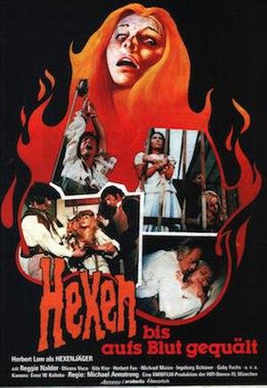 Mark of the Devil - Image: Mark of the Devil german poster