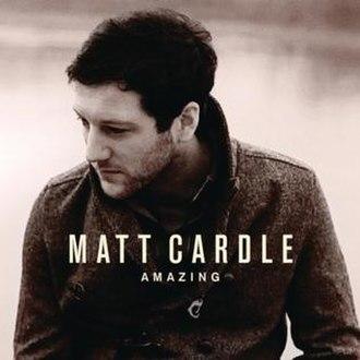 Amazing (Matt Cardle song) - Image: Mattcardleamazing
