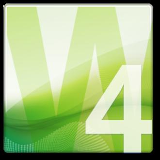 Microsoft Expression Web - Image: Microsoft Expression Web icon