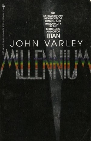 Millennium (novel) - Cover of first hardcover edition