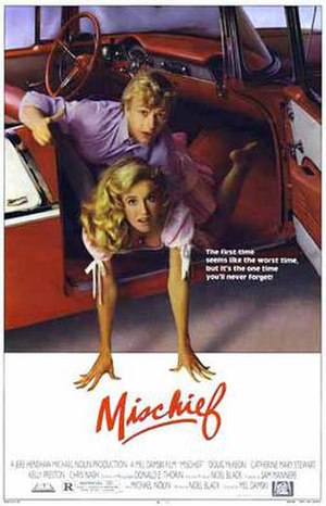Mischief (film) - Theatrical release poster