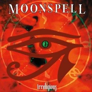 Irreligious (album) - Image: Moonspell Irreligious Front S