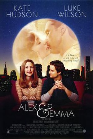 Alex & Emma - Theatrical release poster