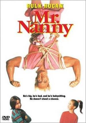 Mr. Nanny - DVD cover