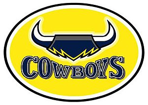 North Queensland Cowboys - Image: NQ Cowboys logo