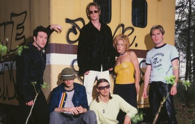 Picture of a band or musician: New Radicals