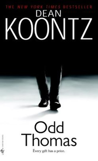 Odd Thomas (novel) - Image: Odd Thomas