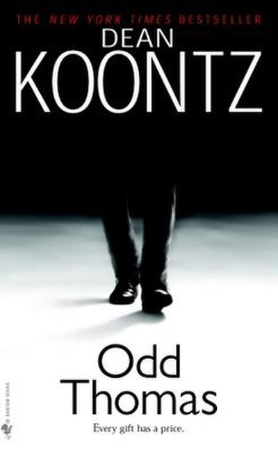 Picture of a book: Odd Thomas