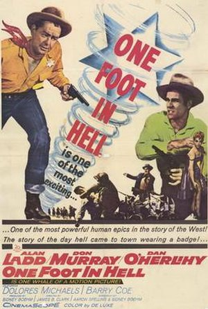 One Foot in Hell (film) - Image: One Foot in Hell (film)