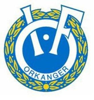 Orkanger IF - Image: Orkanger IF