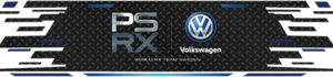 Volkswagen RX Sweden - Image: PSRX Volkswagen Sweden Logo