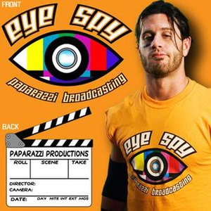 Paparazzi Productions - Founder Alex Shelley featuring the Paparazzi Productions logo