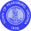 Official seal of Pearisburg, Virginia