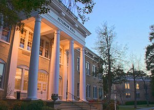 South Georgia State College - Peterson Hall