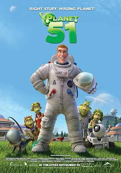 Picture of a movie: Planet 51