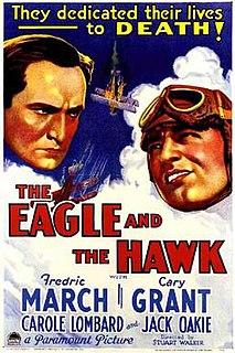 <i>The Eagle and the Hawk</i> (1933 film) 1933 film by Stuart Walker