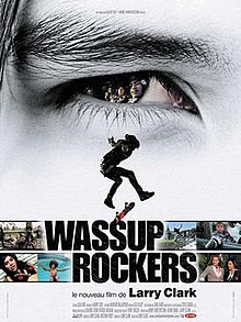 Poster of the movie Wassup rockers.jpg