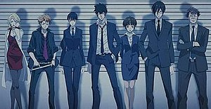List Of Psycho Pass Characters