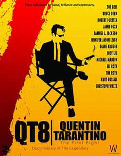 <i>QT8: The First Eight</i> American documentary film