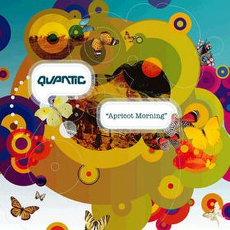 Apricot Morning - Image: Quantic Apricot Morning